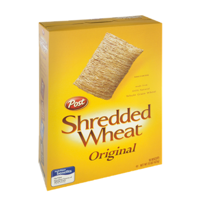 Post Shredded Wheat Original Cereal