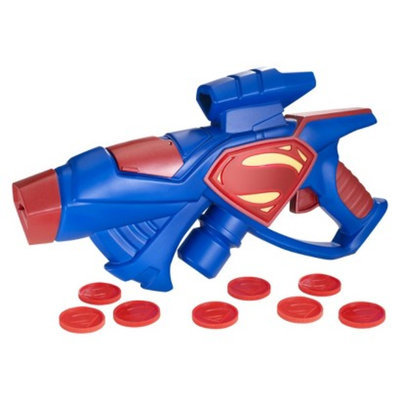 DC Comics Superman MAN OF STEEL Kryptonian Blaster