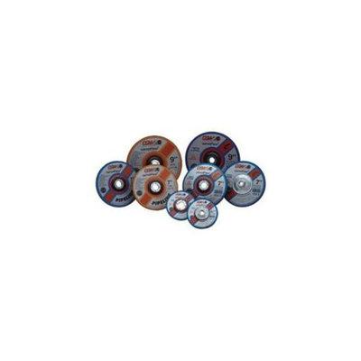 CGW Abrasives 421-35664 4-1-2X1-8X5-8 A24-R-Bf Pipeline T27 Dp Ct Whl