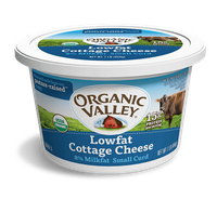 Organic Valley® Lowfat Cottage Cheese