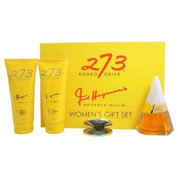 Fred Hayman W-GS-2771 273 - 4 pc - Gift Set