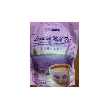 DragonMall Teas Gino- - Lavender Milk Powder 14 Oz/400g (Pack of 2)