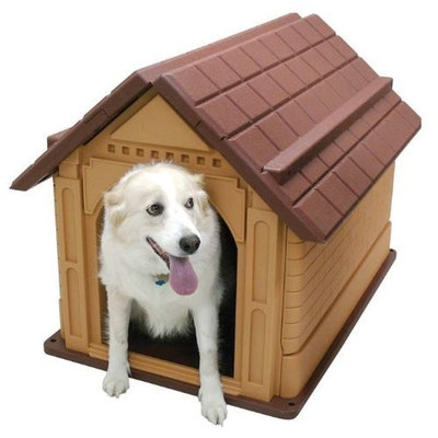Pet Zone Comfy Cabin Dog House Large