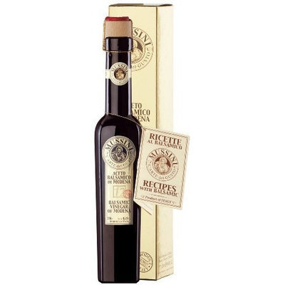 M5 Corporation Mussini Italian 12 Year Balsamic Vinegar ( 8.5 Oz)