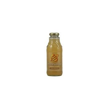 Honeydrop All Natural Juice Drink Lemon Ginger Tea -- 14 fl oz