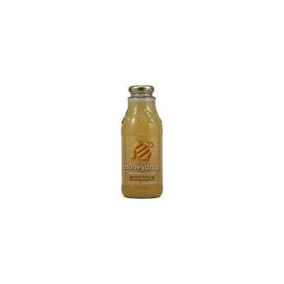 Honeydrop All Natural Juice Drink Lemon Ginger Tea -- 14 fl oz