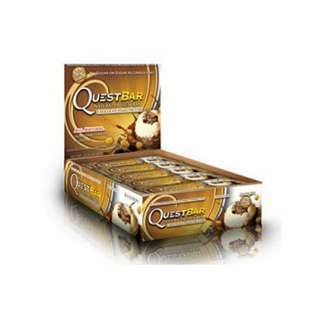 Quest Nutrition Bar Chocolate Peanut Butter Case of 12 2.12 oz