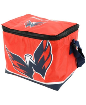 Forever Collectibles NHL Zipper Lunch Bag NHL Team: Washington Capitals