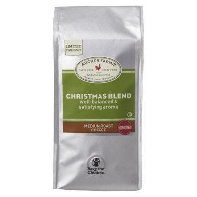 Archer Farms AF COFFEE CHRISTMAS BLND 12 0Z.