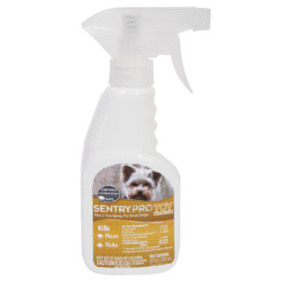 Sentry SENTRYA PRO Flea & Tick Dog Spray