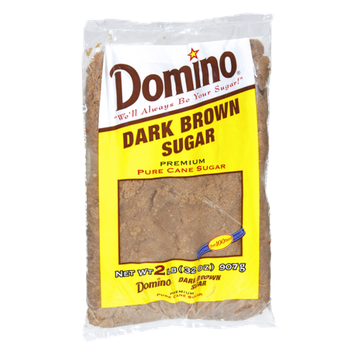 Domino Pure Cane Dark Brown Sugar