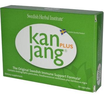 Swedish Herbal Institute Kan Jang Plus, Immune Support Formula, 30 Capsules