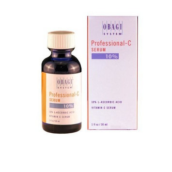 Obagi Medical Obagi System Professional-C 10% Vitamin C Serum, 1-Ounce Bottle (30ml)
