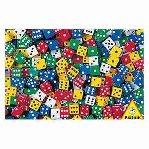 Piatnik Dice - 1000 piece Jigsaw Puzzle Ages 6 and up