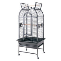 HQ Wrought Iron Small Parrot Cage