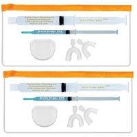 Direct 2u Wholesale LLC 2 - Watts Power Sensitive Formula 22% Tooth Whitening Kits + New Aftercare Gels / Huge 20ml