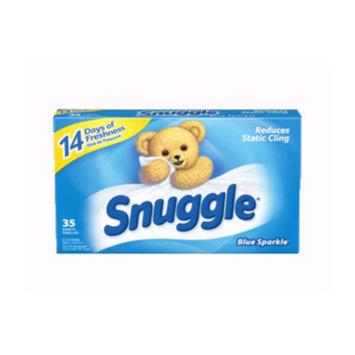 Snuggle Fabric Softener Sheets - Blue Sparkle - 40 CT