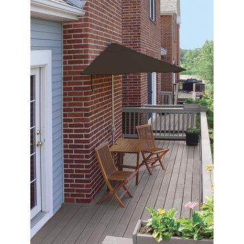 Terrace Mates 5 Piece Caleo Set, Chocolate Olefin