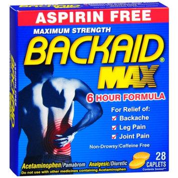 Backaid Maximum Strength Back Relief