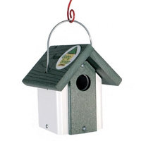 Woodlink RBH5 Varicraft Fully Functional Birdhouse with Removable Roof (Discontinued by Manufacturer)