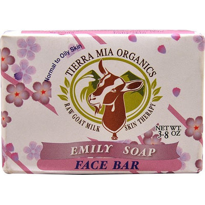 Tierra Mia Organics Emily Face & Body Soap Bar 4.2 oz