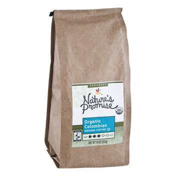 Nature's Promise Organics Organic Colombian Ground Coffee