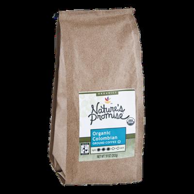 Nature's Promise Organics Organic Colombian Ground Coffee