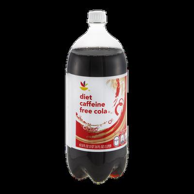 Ahold Diet Cola Caffeine Free