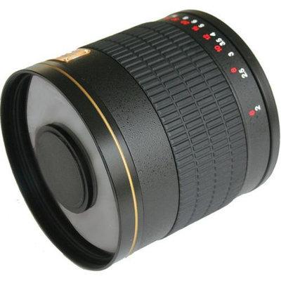 Samyang 800mm f/8.0 Mirror Lens (Black) (T Mount)