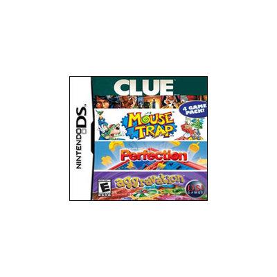 GameStop Clue/Perfection/Aggravation/MouseTrap