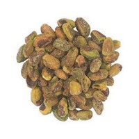 Fisher Pistachios, Shelled, Roasted, No Salt, 5-Pound Packages