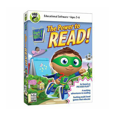 Navarre Super Why! The Power To Read (PC)