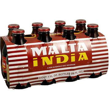 Malta India Malt Beverage Soda, 56 oz (Pack of 3)