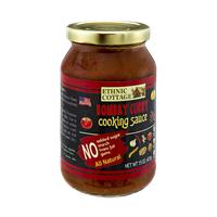 Ethnic Cottage Bombay Curry Cooking Sauce
