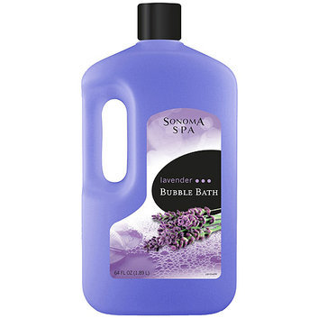 Sonoma Spa Lavender Bubble Bath
