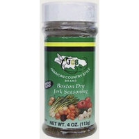 JCS Boston Dry Jerk Seasoning 4oz