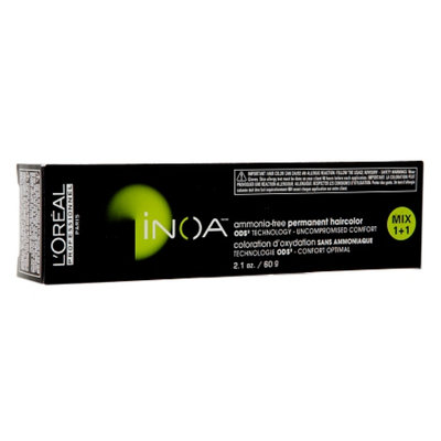 L'Oréal Paris Professionnel iNOA Ammonia-Free Permanent Haircolor, 8/8N, 2 oz