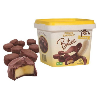 Diana's Bananas Chocolate Covered Banana Bites 9.5oz