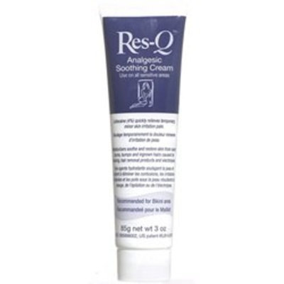 Satin Smooth Res-Q Topical Analgesic Soothing Gel - 3oz