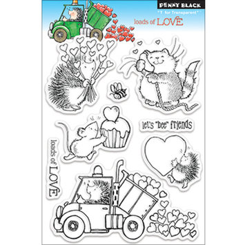 Penny Black Rubber Stamps Penny Black Clear Stamp 5