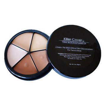 Judith August Cosmetic Solutions Killer Cover Serious Make-Up