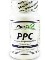 PhosChol PPC 900 mg 30 gels by Nutrasal