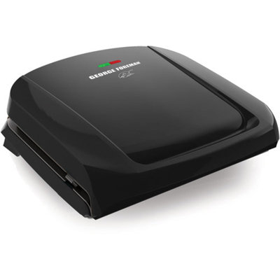 Black & Decker George Foreman Removable Plate Grill