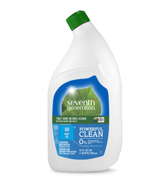 Seventh Generation Emerald Cypress & Fir Toilet Bowl Natural Cleaner