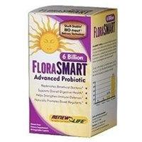 Renew Life FloraSmart 6 Billion 90 caplets