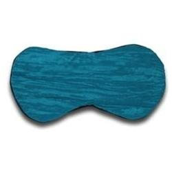 Relaxso SPA Therapeutics Eye Mask, Chiffon Crinkle Teal