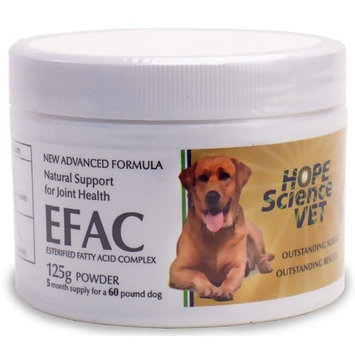 Hope Science Vet EFAC Joint Health Advance Formula for Dogs & Cats (125 g)