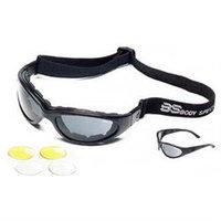 Body Specs BSG-DESERT.13 Desert Tan Frame-PKG Goggles-Sunglasses