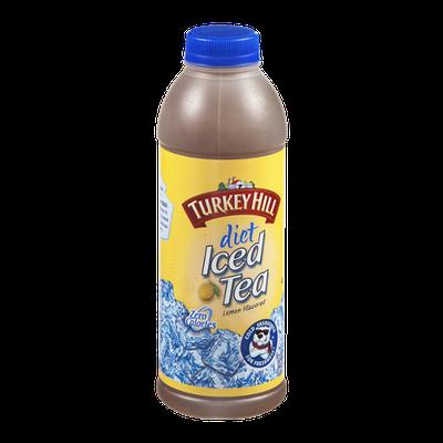 Turkey Hill Diet Iced Tea Lemon Flavored
