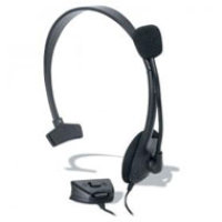 DreamGear Xbox 360 - R Broadcaster Headset - Black